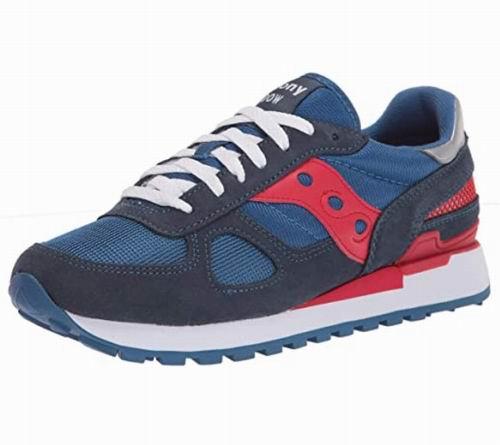 Saucony Originals Shadow男士运动鞋 46.15加元(9码),原价 80.61加元,包邮