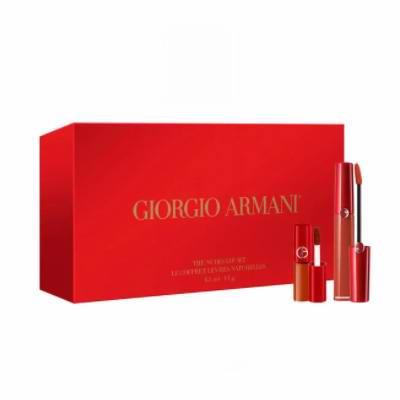 Giorgio Armani 阿玛尼全场6折起+满送价值118加元6件套大礼包!入黑钥匙系列、超值装!