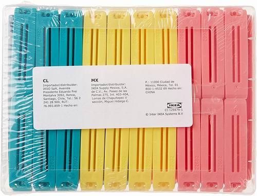 Ikea 网红袋子密封夹 30 个 13.67加元