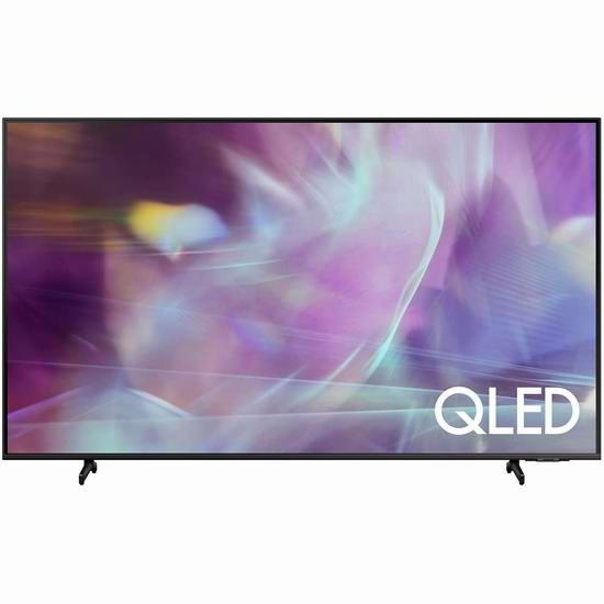Samsung 三星 Q60A 65英寸 4K超高清 QLED光质量子点电视 1498加元包邮!送价值349加元27英寸二合一智能电视/显示器!