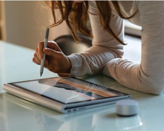 专为性能而打造!Microsoft Surface Book 3 笔记本电脑 立减300加元 1849加起