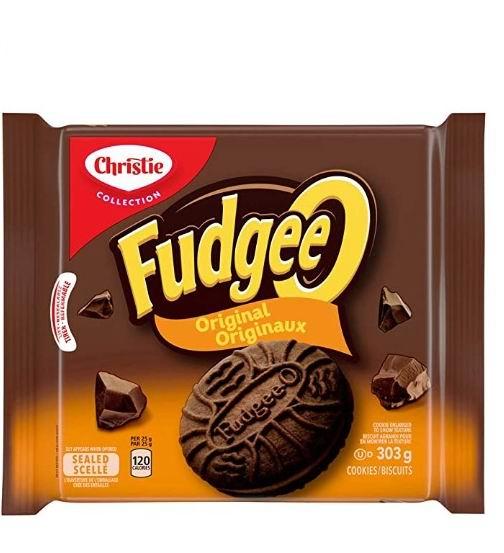 Christie Fudgee-O 原味饼干 1.99加元,原价 3.99加元