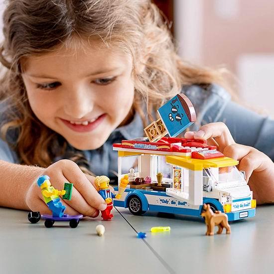 手慢无!LEGO 乐高 60253 城市系列 冰激凌车(200pcs)6折 14.99加元!