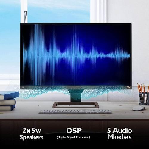 BenQ EW2780U 27 英寸 4K 护眼显示器  499.98加元,原价 599.99加元,包邮