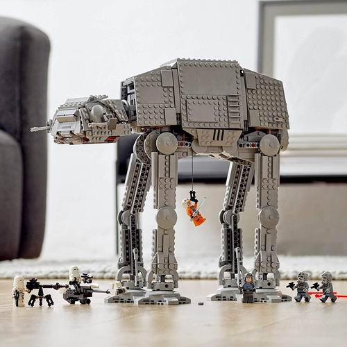 LEGO乐高 75288 星球大战系列 AT-AT步行机拼插积木玩具 161.8加元,原价 199.99加元,包邮
