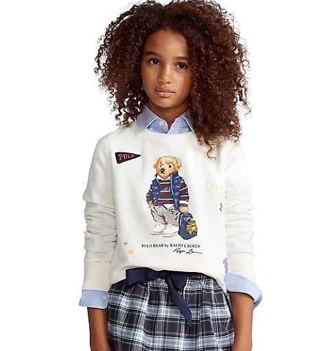 The Bay精选儿童T恤、运动衫、连衣裙、运动鞋 、婴儿用品 3.3折起+额外8折