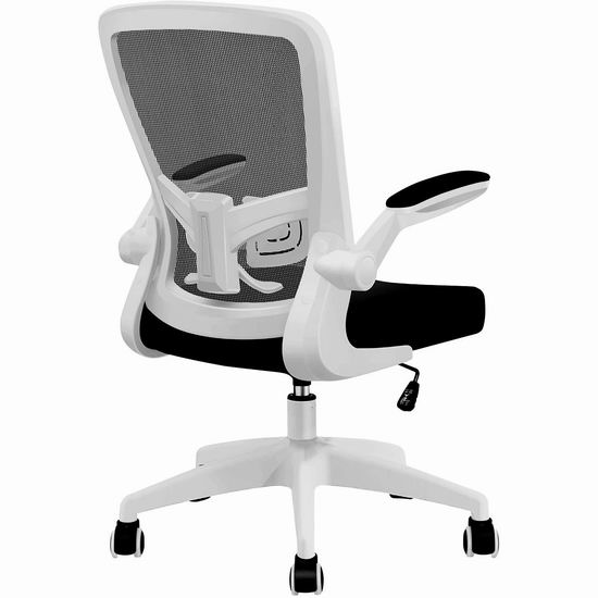 FelixKing Ergonomic 网状靠背人体工学桌椅 161.49加元限量特卖并包邮!2色可选!