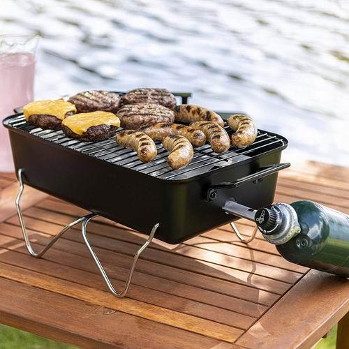 Char-Broil 便携式燃气烧烤炉 55.5加元,原价 64.83加元,包邮