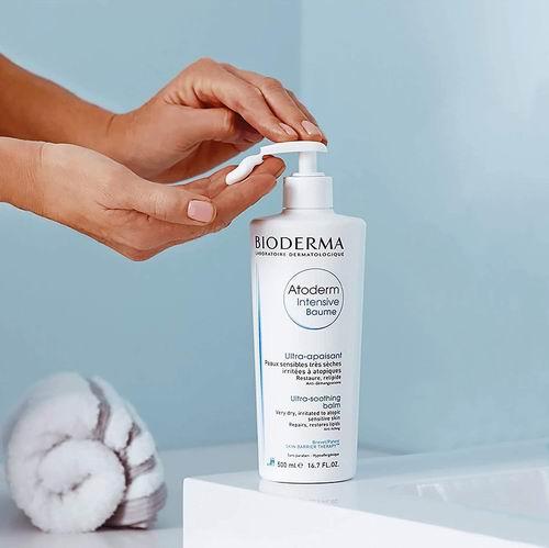 Bioderma Atoderm 强效滋养修复身体乳  500毫升 20.91加元,适合干燥的敏感肌肤