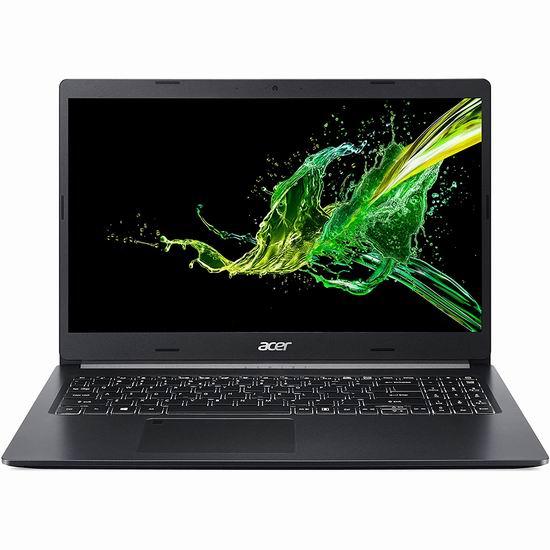历史新低!Acer 宏碁 Aspire 5 Slim 15.6英寸超薄笔记本电脑(8GB, 256GB SSD) 599加元包邮!