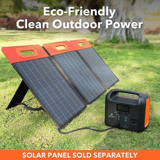 历史新低!GOLABS 204Wh 110V/160W 便携式备用电源/移动电源5折 124.99加元包邮!