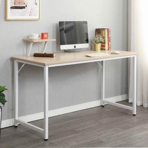 DlandHome  47 英寸电脑桌 带架子 79加元限量特卖,原价 99加元,包邮