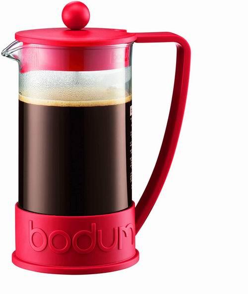 Bodum Brazil 3杯法压壶  18.1加元,原价 21.62加元