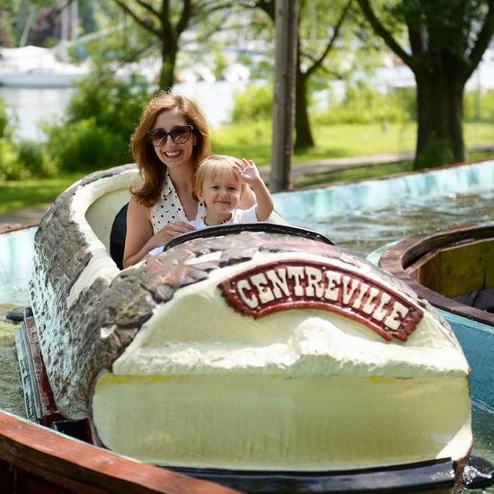 Centreville Amusement Park 多伦多湖心岛儿童游乐园 对外开放!