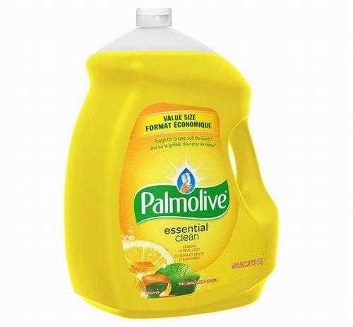 Palmolive 柠檬香味洗洁精 5升 7.56加元,原价 10.49加元