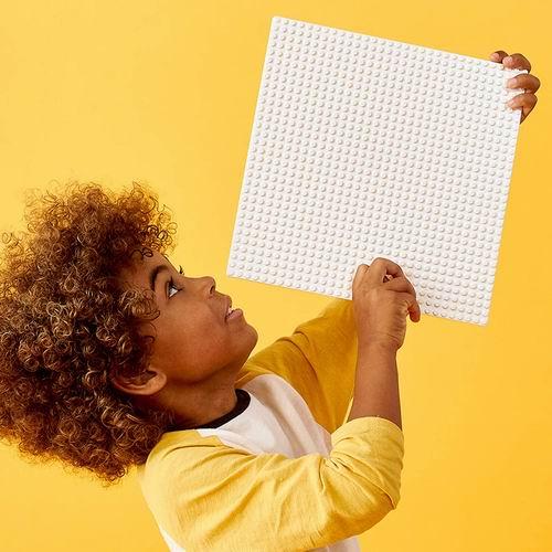 LEGO 经典白色11010 积木拼砌底板 7.97加元,原价 9.99加元