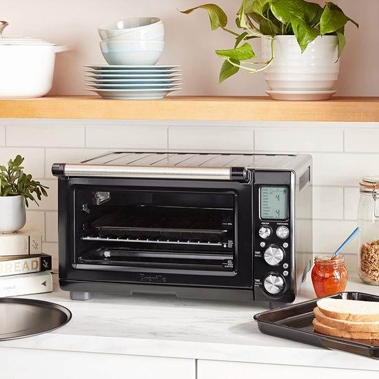 Breville BOV845BKSUSC Smart Pro 智能烤箱 295.99加元,原价 361.73加元,包邮