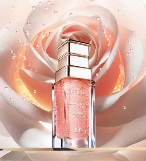 王丽坤同款!Dior迪奥玫瑰小粉钻 358加元,修护夏日受损肌肤,提升肌肤自我焕新效率