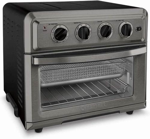 Cuisinart TOA-60BKS 二合一空气炸锅烤箱 232.6加元,原价 288.06加元,包邮