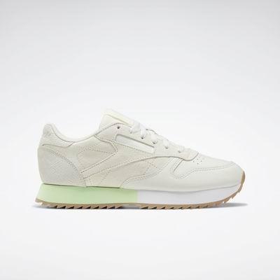 Reebok 锐步 Classic Leather 经典真皮小白鞋/运动鞋 全场69.99加元包邮!