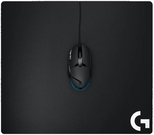 Logitech G640 大尺寸布面游戏鼠标垫 39.99加元,原价 59.99加元,包邮