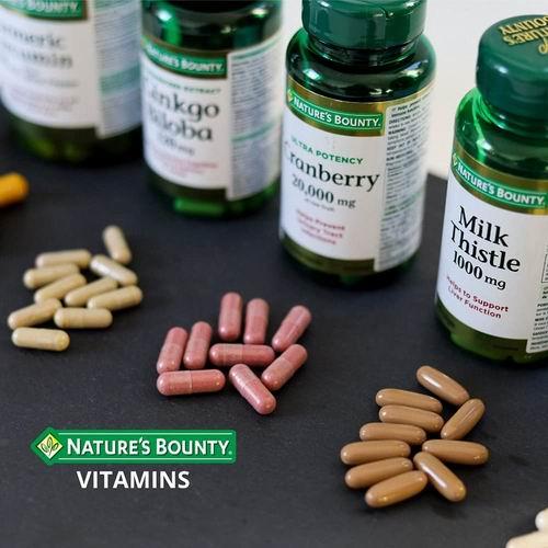 Natures Bounty 自然之宝生物素10,000 mcg  120粒  15.67加元,原价 18.97加元