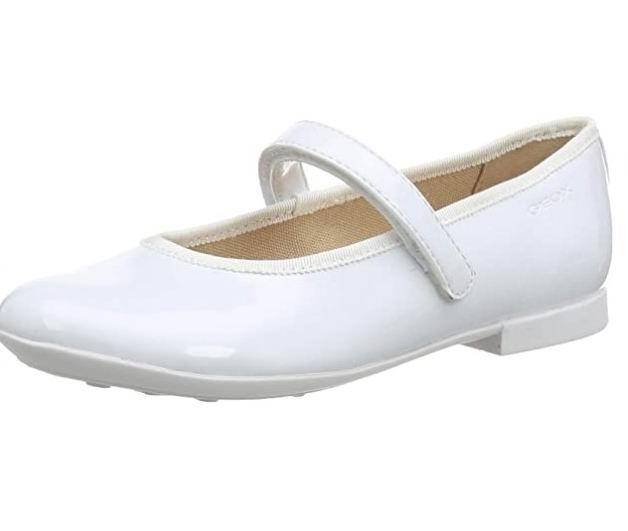 白菜价!Geox Plie 58女童芭蕾舞鞋 25.05加元(10码)