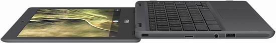 历史新低!ASUS 华硕 Chromebook C204EE 军用级防护 11.6英寸笔记本电脑6.3折 189.44加元包邮!比Best Buy促销还便宜40.55加元!