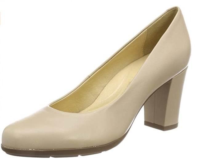 Geox Annya女士粗跟鞋 39.6加元(8.5码),原价 119.62加元,包邮