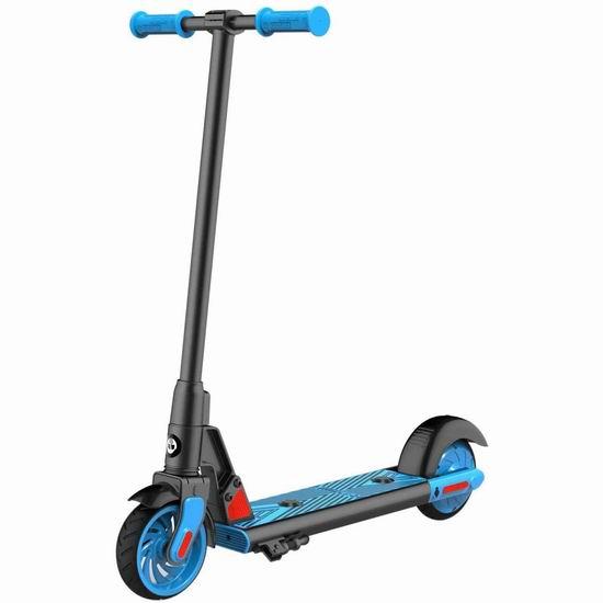 GOTRAX GKS 25.2V 儿童电动滑板车 158.49加元包邮!