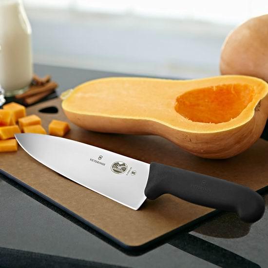 Victorinox 瑞士军刀 KC55236 Fibrox Pro 8英寸专业主厨刀6.3折 43.74加元包邮!