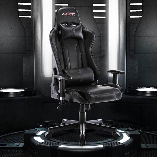 ANBEGE 人体工学 高靠背赛车办公椅/游戏椅 5.2折 119.99加元,原价 229.99加元,包邮