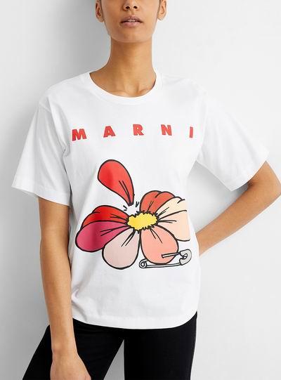 Marni 时尚服饰、美包3.5折起:拼色风琴包674.95加元、托特包 224.97加元、钱包174.95加元