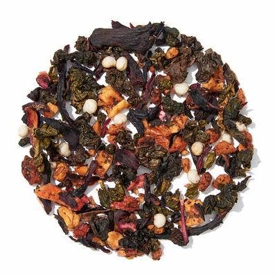 Bug价!DavidsTea官网大促,全场中国茶叶、花果茶5.1折+清仓区2折起+满送茶罐!入圣诞礼盒、金龙普洱茶2.5折 .15!