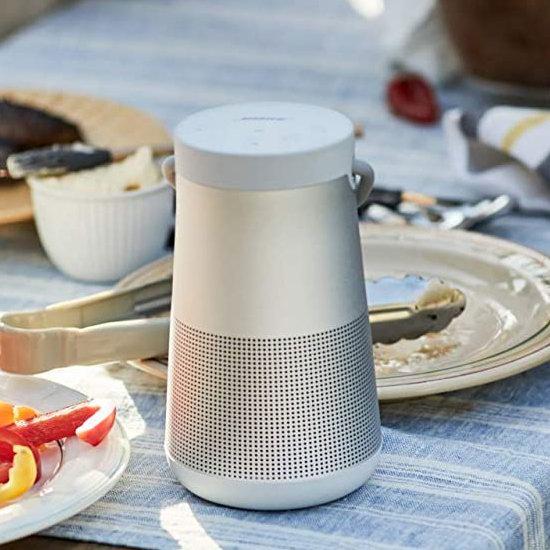 金盒头条:历史新低!Bose SoundLink Revolve+ 360°无线蓝牙音箱6.7折 249加元包邮!