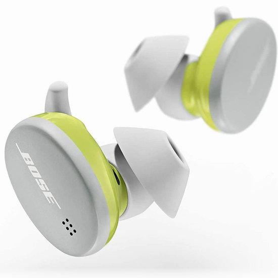 历史新低!Bose Sport Earbuds 真无线耳机 189加元包邮!3色可选!