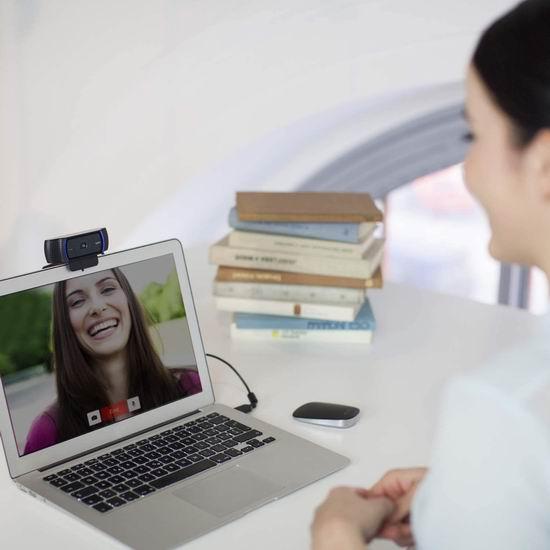 历史新低!Logitech 罗技 C920x HD Pro 1080P高清网络摄像头 79.99加元包邮!