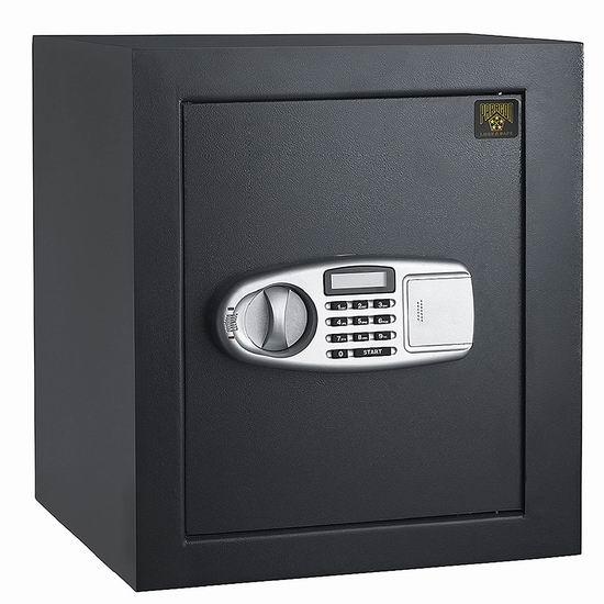 历史新低!Paragon 7800 电子密码 防火保险箱6.1折 209.99加元包邮!