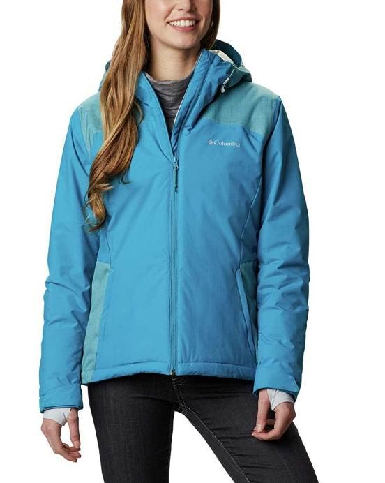 Columbia Tipton Peak女士防风保暖夹克 95.61加元起,原价 207.14加元,包邮