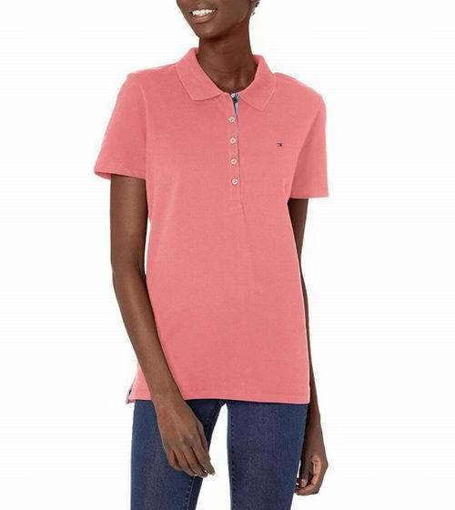 Tommy Hilfiger 女士经典Polo衫 27.65加元起(多色可选),原价 54.23加元