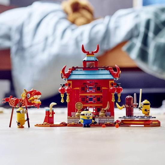历史新低!Lego 乐高 75550 农历春节 小黄人比武大赛(310pcs)6折 29.86加元!
