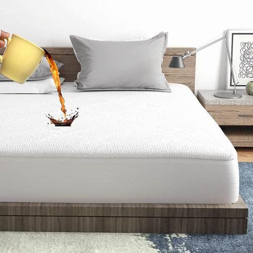 Casa Platino 100% 防水优质竹纤维 床垫保护套 King Size 7.8折 42.49加元,原价 54.49加元,包邮
