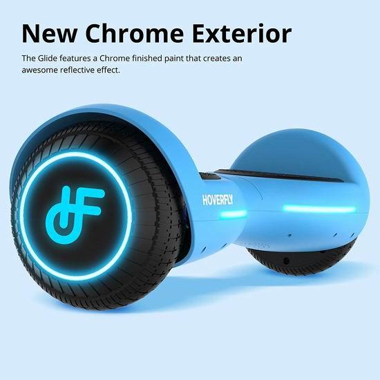 历史新低!HoverFly Flash 双电机 儿童体感平衡车112.99加元包邮!2色可选!