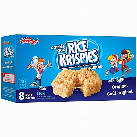 补货速抢!健康美味零食 Kellogg's 谷物脆米米花糖免费送啦!