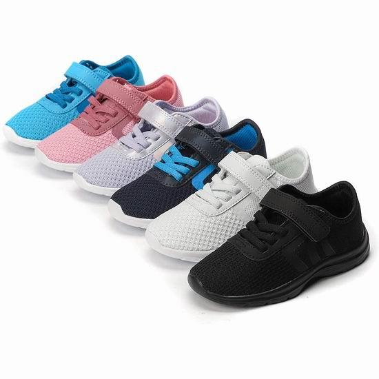 白菜价!EvinTer 儿童运动鞋 13.17加元清仓!11色可选!