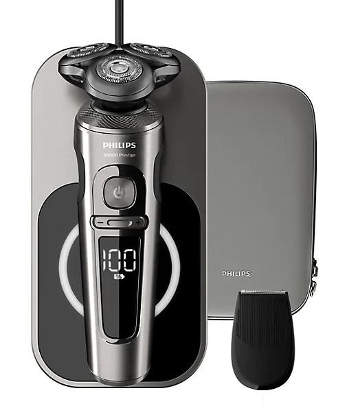 Philips Shaver S9000系列 SP9860/13 干湿两用剃须刀 249.99加元,原价 399.99加元,包邮