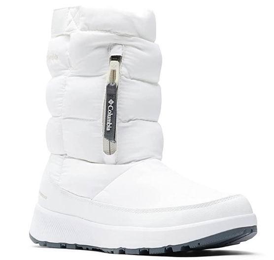 Columbia Paninaro OMNI-HEAT 女士雪地靴 98.39加元起(多色可选),the bay同款价150加元