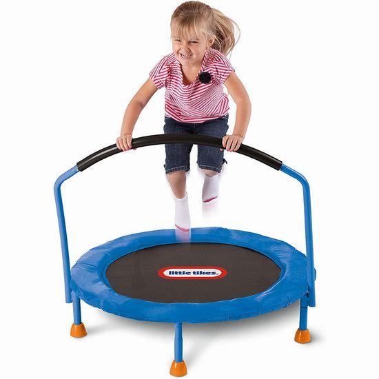 Little Tikes 小泰克 儿童室内健身必备 欢乐小蹦床6.2折 59.87加元包邮!