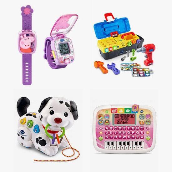 金盒头条:精选 VTech 伟易达 儿童益智玩具、学习玩具、儿童相机、儿童卡拉OK机等5.9折起!低至5.39加元!
