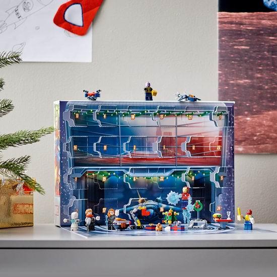 圣诞礼品:精选多款 Lego 乐高 圣诞倒数日历积木套装 37.99-48.97加元!